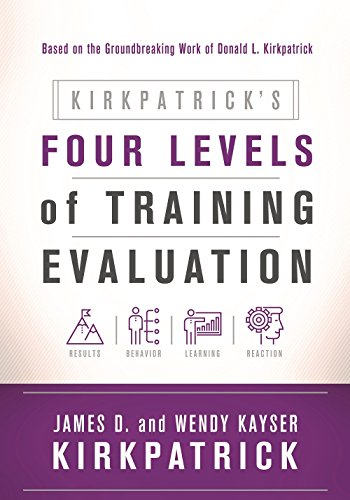 (Kirkpatrick's Four Levels of Training)