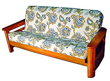 Lifestyle Covers 54 By 75Inch Futon Cover Full Multicolor