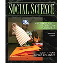 Social Science: An Introduction to the Study of Society Value Package (Includes Study Guide for Social Science: An Introduction to the Study of Society)