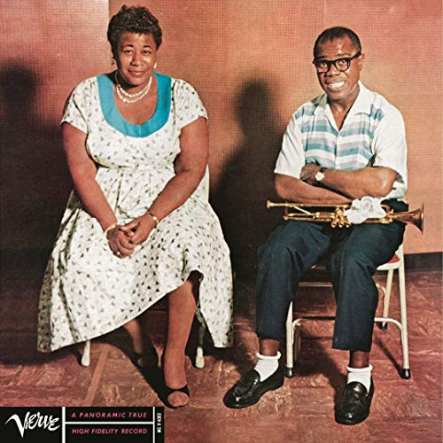 Ella And Louis [LP] (The Best Of Louis Armstrong Vinyl)