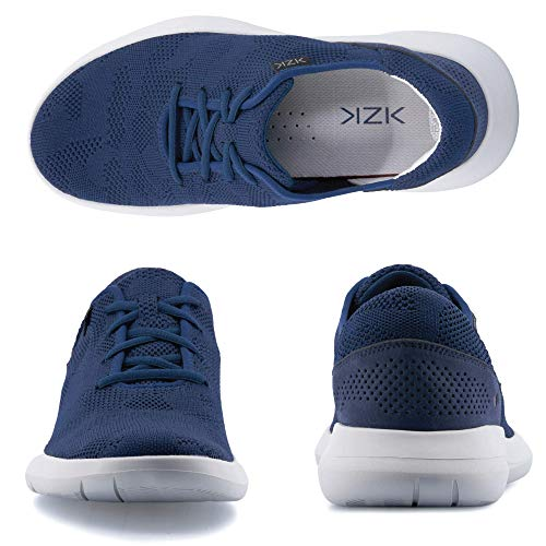 Kizik Men's Signature Collection Madrid Slip-On Sneaker