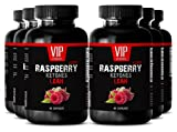 Boost immune system supplement - RASPBERRY KETONES LEAN 1200 EXTRACT - Antioxidant supplement - 6 Bottles 360 Capsules