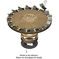 Diamabrush Concrete Prep Tool - 12 Inch - CCW - 25 Grit -...