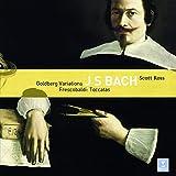 バッハ:ゴルトベルク変奏曲/フレスコバルディ:ハープシコード作品集
