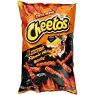 Cheetos Xtra Flamin Hot, 9 oz