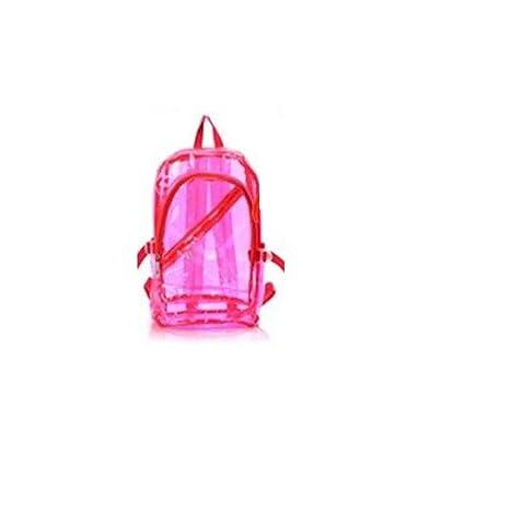 Banggood adultos niños plástico transparente mochila niños ...
