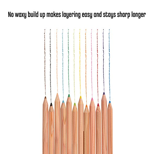 Tombow Recycled Colored Pencils, Assorted Colors, 12-Pack Photo #6