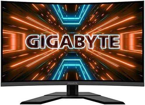 Gigabyte G32QC 32 Zoll 2560X1440 VA 2K Gaming Monitor schwarz