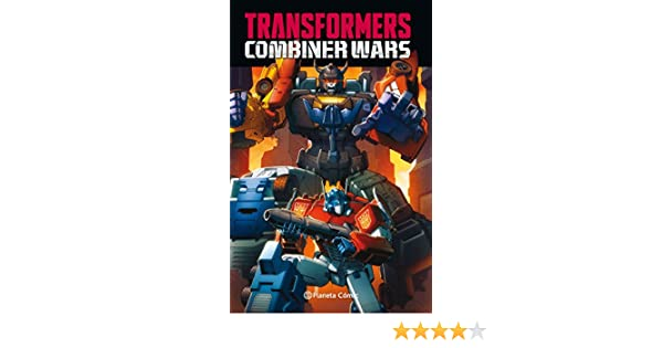 Transformers Combiner Wars (Independientes USA): Amazon.es: Barber, John, AA. VV., Bentz, Ignacio: Libros