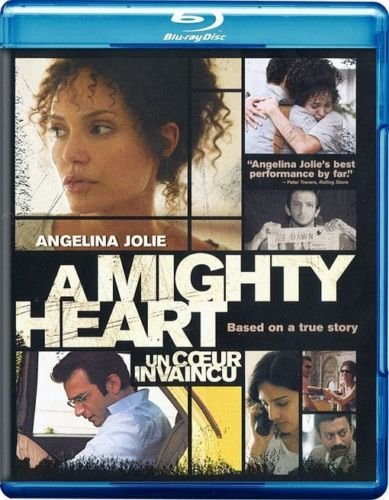 A mighty Heart (Blu-ray, 2007, Bilingual Packaging)