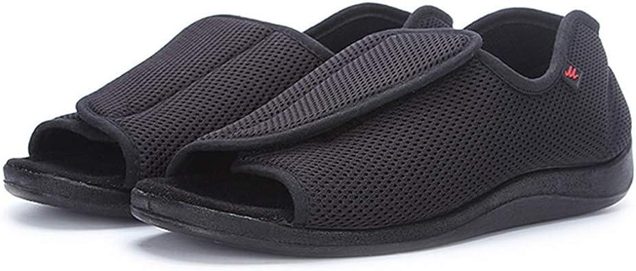 AOIREMON Men's Diabetic Footwear Open
