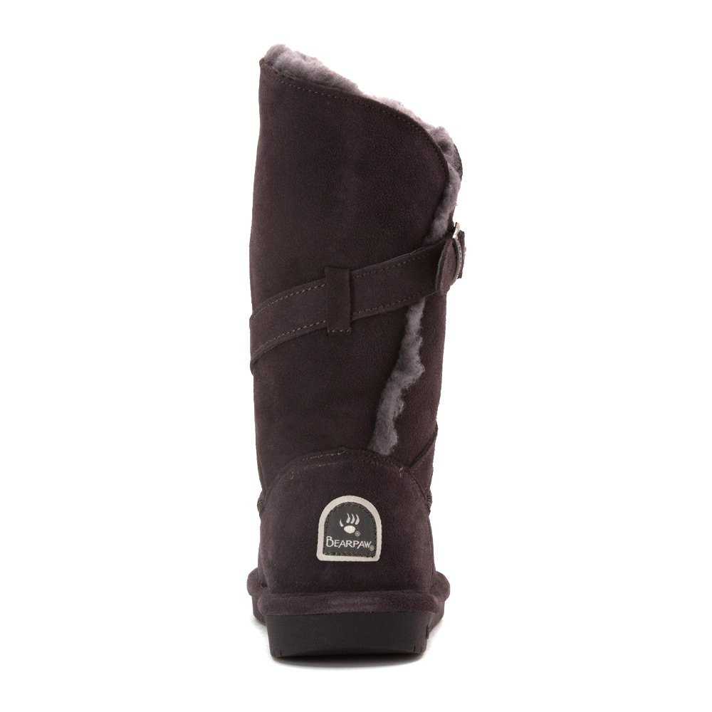 Bearpaw Women's Tatum Charcoal 5 M by Bearpaw (Image #1)