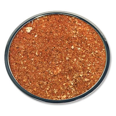 (Chef Cherie's Hickory BBQ Spice Blend in a One Pound Plastic Container)