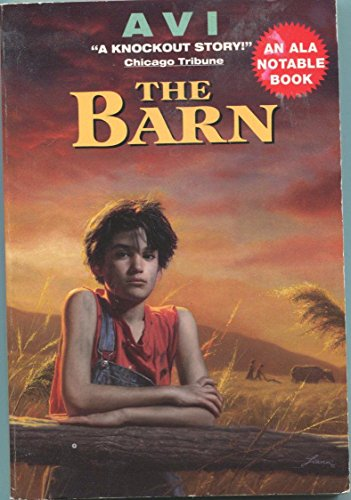 Avi The Barn Newbery Medal Award Children's Author Signed Autograph -