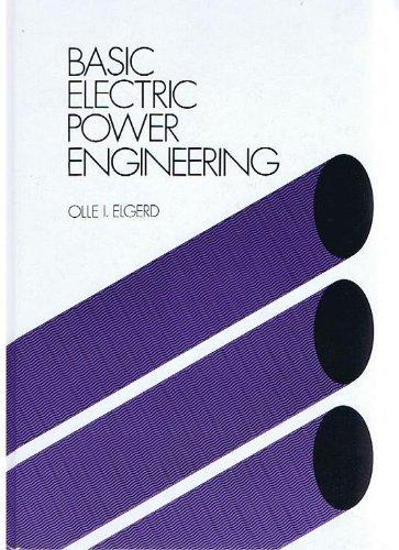 Basic Electric Power Engineering (Series in Electrical Engineering)