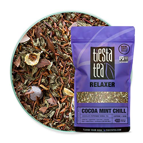 Tiesta Tea Cocoa Mint