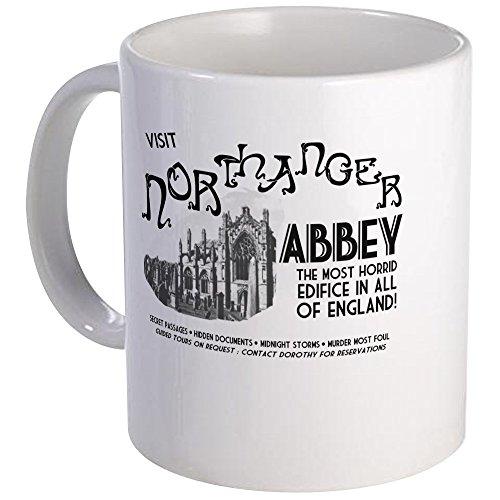 Bbc Costume Dramas Best (CafePress - Northanger Abbey Mug - Unique Coffee Mug, Coffee Cup)