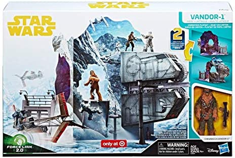 A Star Wars Story Force Link 2.0 Kessel Mine Escape Exclusive Play NEW Han Solo