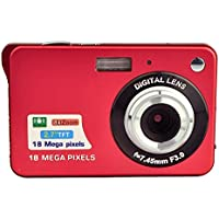 PowMax PM12 2.7 Inch TFT 8X Optical Zoom 18MP 1280 X 720...