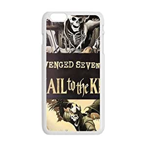 Cool Painting avenged sevenfold hail to the king Phone Case for Iphone 6 Plus