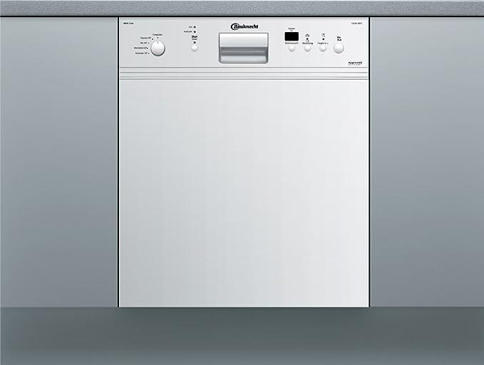Bauknecht gsuk 4507 WS Dekor fähiger - Fregadero de lavavajillas ...