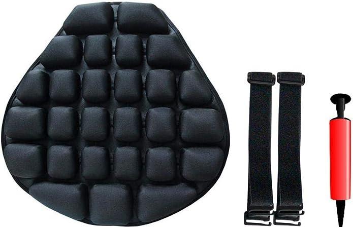 Cuscino sedile moto Cuscino sedile moto antiurto 3D Cuscino aria motosport goods