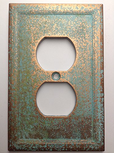 Patina Outlet Cover (Patina) by Sci-Collectables