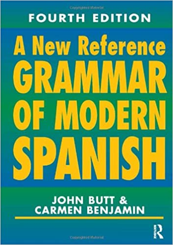 : A New Reference Grammar of Modern Spanish