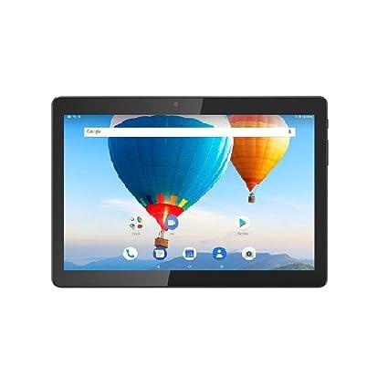 ibowin® 10.1 Pulgadas 1280x800 IPS Tablet PC 2G RAM 32G ROM gsm Certificado Android 8.1 Oreo AGPS WiFi 3G Cellualr 2SIM Tarjetas - Negro