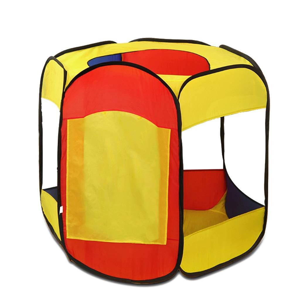 ZPHWH-E HWH Sechs Seiten übergroßen Ozean Ball Pool, Kind übergroßen Seiten Zelt Schloss Spiel Haus Indoor und Outdoor Baby Haus Spielzeug Zimmer 105  97 cm Spiel Haus 505f3a