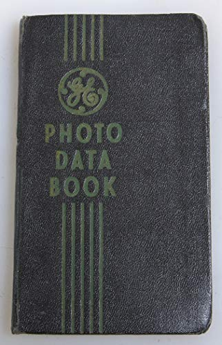 PHOTO DATA BOOK by GE 1943 ()