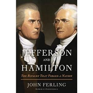 Jefferson and Hamilton Audiobook