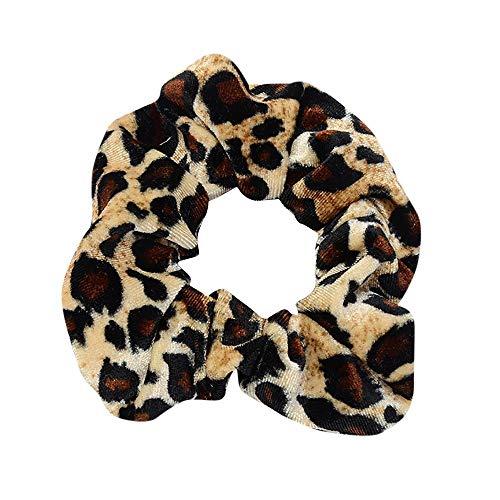 NEEKEY Hair Ring Simple Hair Accessories Headbands Bobbles Heads High Elastic Rubber Band Hair Rope]()