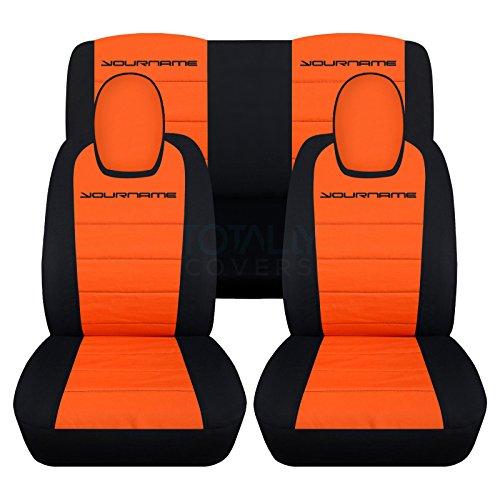 Compare Price To Camaro Seat Covers Orange Tragerlaw Biz