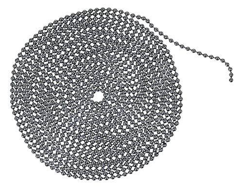 (King Chain #10 Bead Chain, 6 Meter/19.7 Foot Ball Chain)
