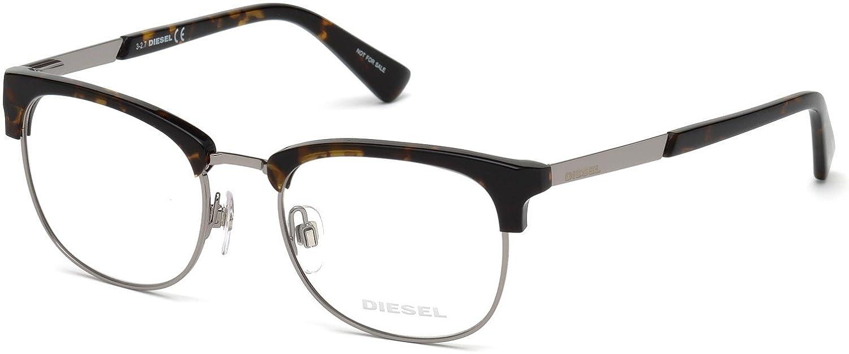 Eyeglasses Diesel DL 5275 052 dark havana