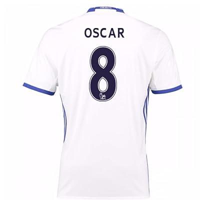 the latest 6a89c 34460 2016-17 Chelsea 3rd Shirt (Oscar 8) - Kids [6GYbI1805158 ...