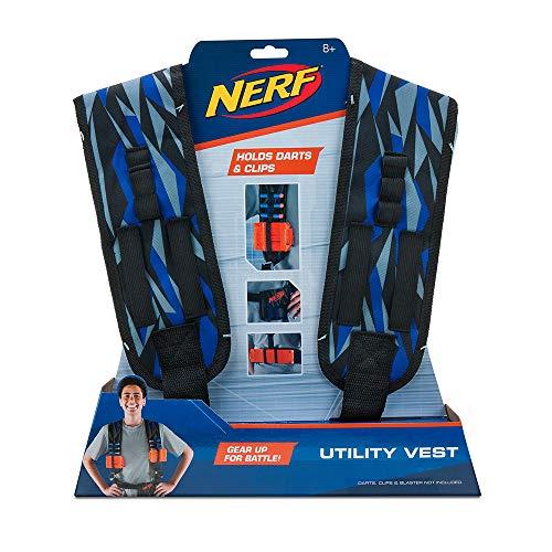 Nerf Elite Utility Vest, Tiger Pattern