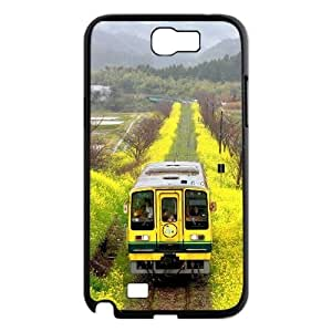 Samsung Galaxy Note 2 N7100 case, Bus Case Cover for Samsung Galaxy Note 2 N7100,Personalize Yellow School Bus cell phone Case for Samsung Galaxy Note 2 N7100 moye-9766156 at monye.