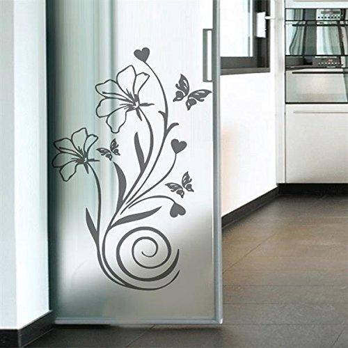 Adesivo de Parede Floral Modelo 28 Primavera - G 90x60cm