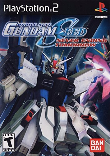 Mobile Suit Gundam Seed Never Ending Tomorrow by Bandai