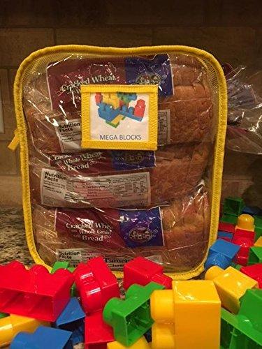 Amazon.com: Toy Tamer Bag - Toy Storage (medium, yellow): Baby