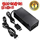 Best Version Xbox One Power Supply Brick, Akmac AC Adapter Power Supply Charger Cord Replacement for Xbox One 100-240V, Black