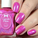 The Tiki To My Heart - holographic nail polish by Cupcake Polish