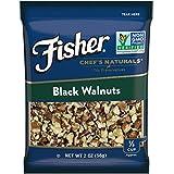 FISHER Chef's Naturals Black Walnuts, No Preservatives, Non-GMO, 2 oz