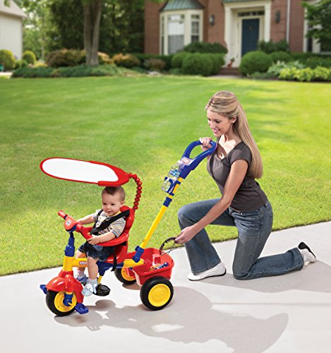 Little Tikes 3 in 1 Trike Red (Discontinued by manufacturer)