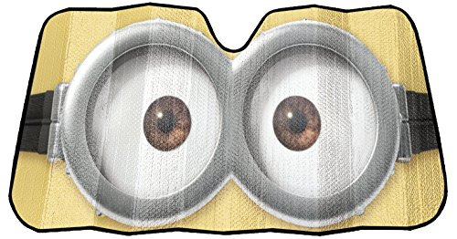 minion car sun shade - 7