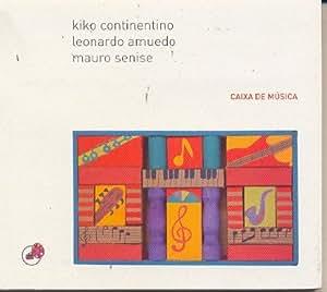 Amuedo/Mauro Senise - Caixa de Musica (Digipack) - Amazon.com Music