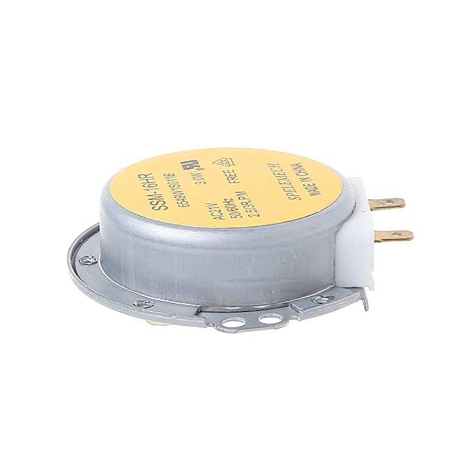richingCAI Motor síncrono de microondas para Mesa giratoria SSM ...