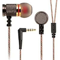 Favor Fashion&Cool Full Metal Jacket HiFi In-ear Headphones earphones headsets with Strong Bass for Music Enthusiasts opportunity
